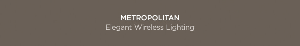 Metropolitan Wireless Lighting